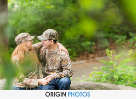 NYC central Part Engagement Session